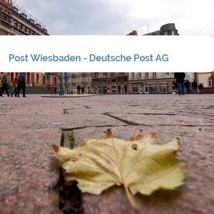 Bild Post Wiesbaden - Deutsche Post AG mittel