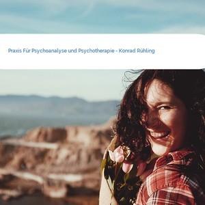 Bild Praxis Für Psychoanalyse und Psychotherapie - Konrad Rühling mittel