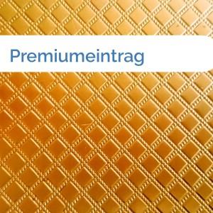 Premium Eintrag