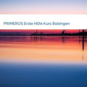 Bild PRIMEROS Erste Hilfe Kurs Bobingen mittel