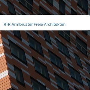 Bild R+R Armbruster Freie Architekten mittel