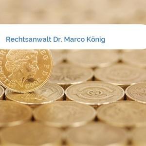Bild Rechtsanwalt Dr. Marco König mittel
