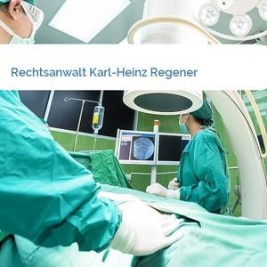 Bild Rechtsanwalt Karl-Heinz Regener mittel