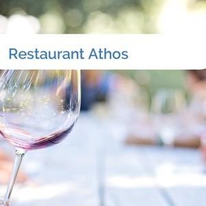 Bild Restaurant Athos mittel