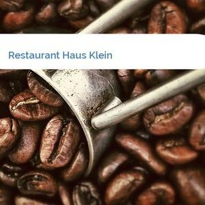 Bild Restaurant Haus Klein mittel