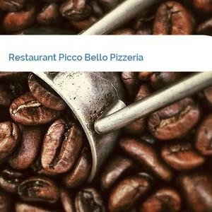 Bild Restaurant Picco Bello Pizzeria mittel