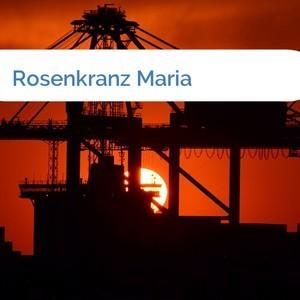 Bild Rosenkranz Maria mittel