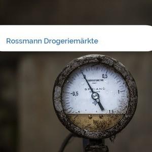 Bild Rossmann Drogeriemärkte mittel