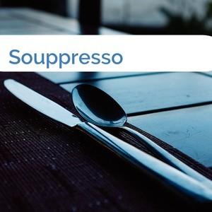 Bild Souppresso mittel