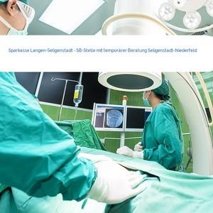 Bild Sparkasse Langen-Seligenstadt - SB-Stelle mit temporärer Beratung Seligenstadt-Niederfeld mittel