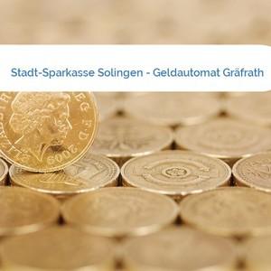 Bild Stadt-Sparkasse Solingen - Geldautomat Gräfrath mittel