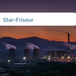 Bild Star-Friseur mittel