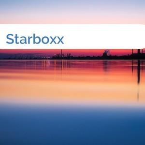 Bild Starboxx mittel