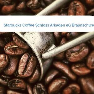 Bild Starbucks Coffee Schloss Arkaden eG Braunschweig mittel