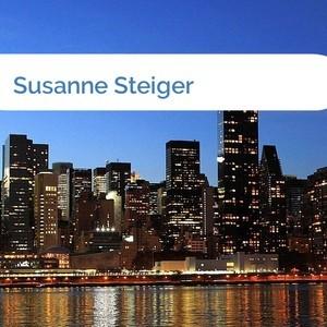 Bild Susanne Steiger mittel