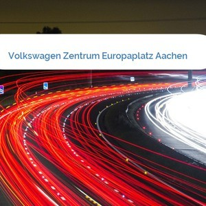 Bild Volkswagen Zentrum Europaplatz Aachen mittel