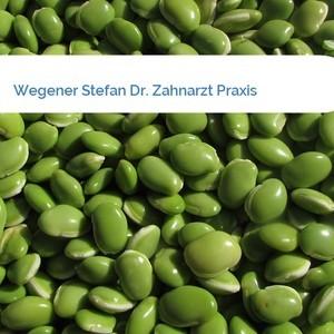 Bild Wegener Stefan Dr. Zahnarzt Praxis mittel