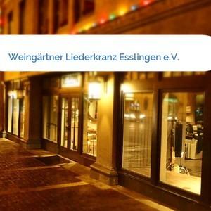 Bild Weingärtner Liederkranz Esslingen e.V. mittel
