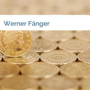 Bild Werner Fänger mittel