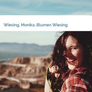 Bild Wiesing, Monika, Blumen Wiesing mittel