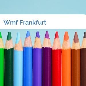 Bild Wmf Frankfurt mittel