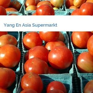 Bild Yang En Asia Supermarkt mittel