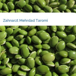 Bild Zahnarzt Mehrdad Taromi mittel