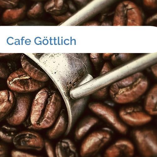 Bild Cafe Göttlich