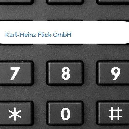 Bild Karl-Heinz Flick GmbH