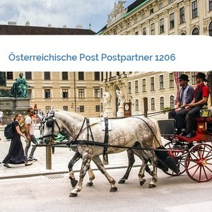 Bild Österreichische Post Postpartner 1206 mittel