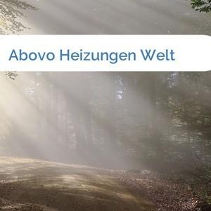 Bild Abovo Heizungen Welt mittel