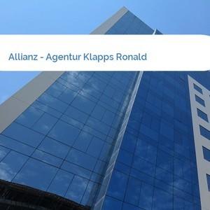 Bild Allianz - Agentur Klapps Ronald mittel