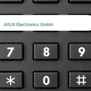Bild AXUS Electronics GmbH mittel