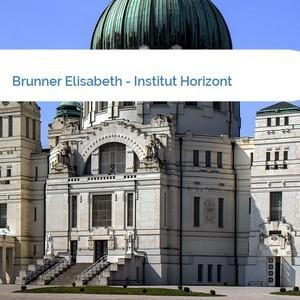 Bild Brunner Elisabeth - Institut Horizont mittel