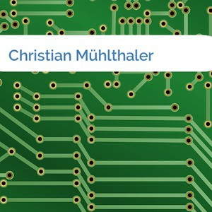 Bild Christian Mühlthaler mittel