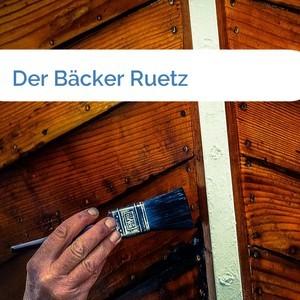 Bild Der Bäcker Ruetz mittel