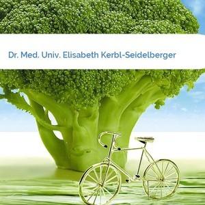 Bild Dr. Med. Univ. Elisabeth Kerbl-Seidelberger mittel