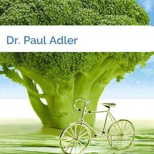 Bild Dr. Paul Adler mittel