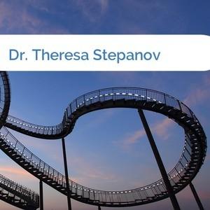 Bild Dr. Theresa Stepanov mittel