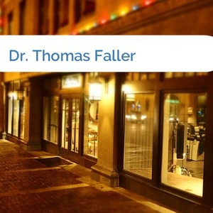 Bild Dr. Thomas Faller mittel