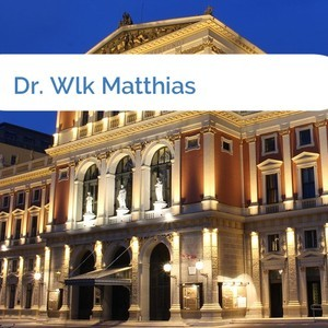 Bild Dr. Wlk Matthias mittel