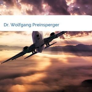 Bild Dr. Wolfgang Preinsperger mittel