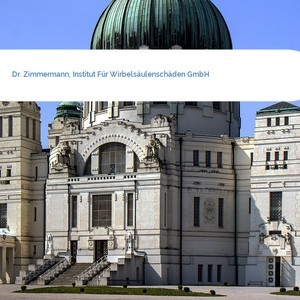 Bild Dr. Zimmermann, Institut Für Wirbelsäulenschäden GmbH mittel