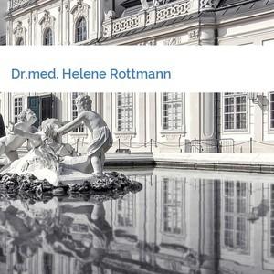 Bild Dr.med. Helene Rottmann mittel