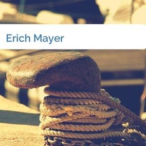 Bild Erich Mayer mittel