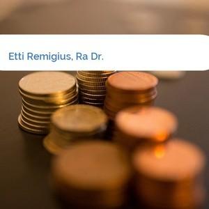 Bild Etti Remigius, Ra Dr. mittel