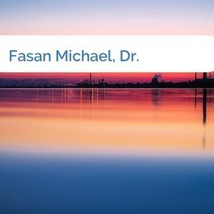 Bild Fasan Michael, Dr. mittel