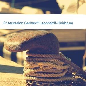 Bild Friseursalon Gerhardt Leonhardt-Hairbasar mittel