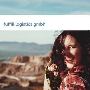 Bild fulfill logistics gmbh mittel