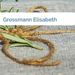 Bild Grossmann Elisabeth mittel
